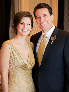 CNN's Erin Burnett Weds in N.Y.C