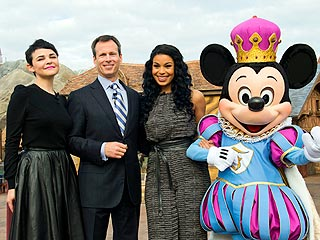 How Are Disney's Princesses Spending Their Holidays? | Ginnifer Goodwin, Jordin Sparks
