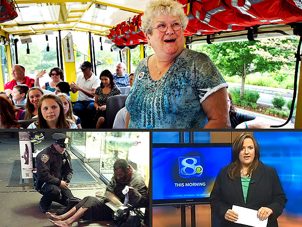 Bullied Bus Monitor Karen Klein & More Inspirational Stories of 2012
