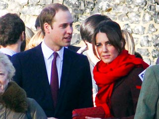 PHOTOS: How the Royals Are Spending Christmas | Prince William