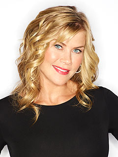 Alison Sweeney: Seeing Biggest Loser Contestants Stuff Their Faces &#39;Killed Me&#39; | Alison Sweeney