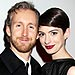 Anne Hathaway: Falling Fast for Husband Was 'Scary' | Anne Hathaway