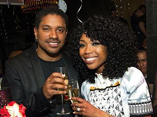Brandy: My Proposal Was a 'Spontaneous Thing'
