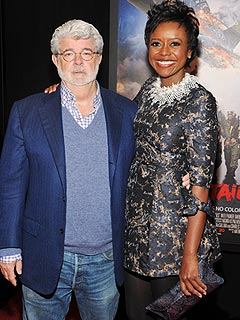 Getting Married, He Is – George Lucas Engaged