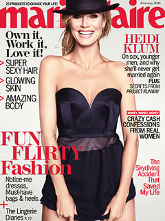 Heidi Klum: It's Good to Be Experimental in Bed