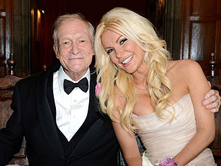 Meet the Hefners – Hugh Marries His Onetime 'Runaway Bunny' | Crystal Harris, Hugh Hefner