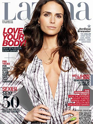 Jordana Brewster Is 'Enamored' with the Idea of Having Twins | Jordana Brewster