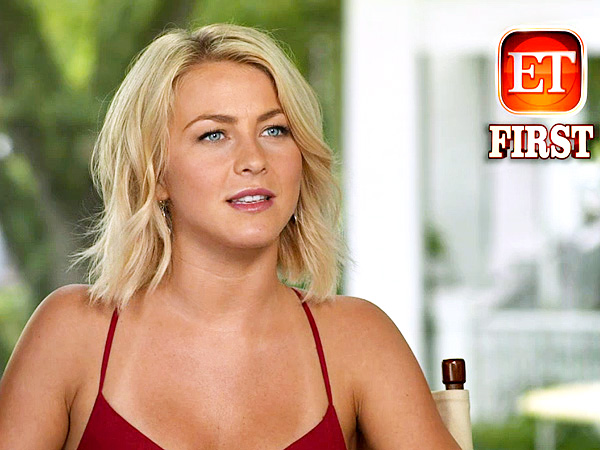Julianne Hough: Abuse 'Sucked the Life Out of Me'
