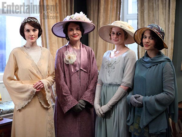 Lady Mary Set to Wed as Third Season of Downton Abbey Premieres (Photo)| Weddings, Downton Abbey, Downton Abbey, TV News, Dan Stevens, Elizabeth McGovern, Michelle Dockery