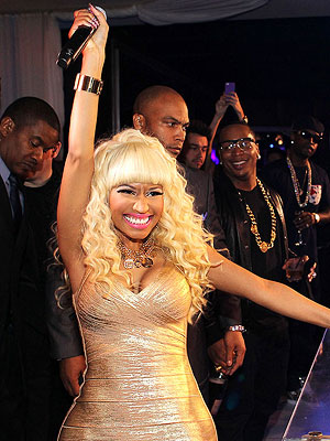 Oops! Nicki Minaj Is Late for American Idol | Nicki Minaj