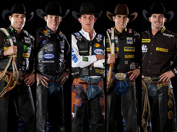Professional Bull Riders: Who Is the Sexiest Cowboy Alive?| Bull Riders Only: Best Rides &amp; Best Wrecks, Sports, Real People Stories
