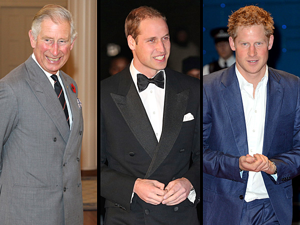 Prince Charles Beats Prince William on Best Dressed List| The Royals, Dan Stevens, Idris Elba, Prince Charles, Prince Harry, Prince William, Robert Pattinson