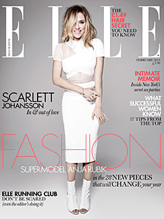 Scarlett's in a 'Nice Relationship' – But Not Thinking of Marriage | Scarlett Johansson