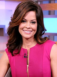 PHOTO: Brooke Burke-Charvet Reveals Thyroid Cancer Surgery Scar