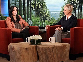 Courteney Cox: David Arquette Is Still My 'Best Friend' | Ellen DeGeneres