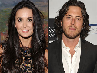 Demi Moore Is Dating Harry Morton