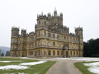 Obsessed with Downton Abbey? Get Married There – for a Price!