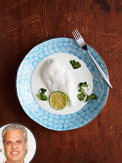 How to Make Eric Ripert's Coconut Chicken