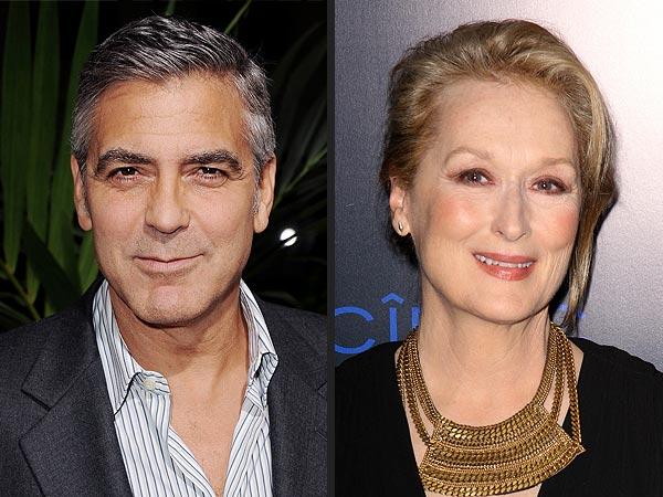 Golden Globes: George Clooney, Meryl Streep, Jennifer Garner to Present