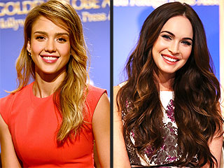 Megan Fox, Jessica Alba to Be Presenters at Golden Globe Awards