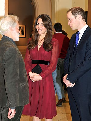 Kate's Official Portrait Unveiled| The British Royals, Kate Middleton, Prince William