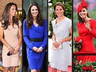 Just How Big Are Kate's Curls? | Kate Middleton