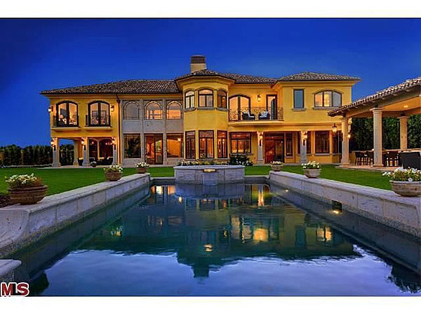Kim Kardashian & Kanye West Spend $11 Million on Mansion| Couples, Pregnancy, Celeb Real Estate, Kanye West, Kim Kardashian
