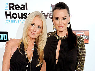 Kim & Kyle Richards Are in the 'Best Place' Since They Were Little Girls
