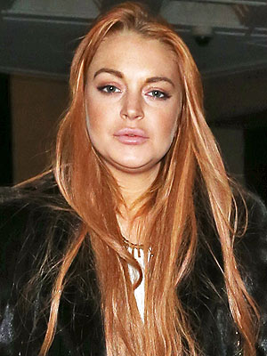 Lindsay Lohan in Betty Ford, Not Allowed to Leave Rehab - lindsay-lohan-300