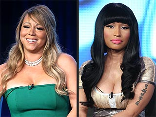 Mariah Carey: My Feud With Nicki Minaj Was 'One-Sided'