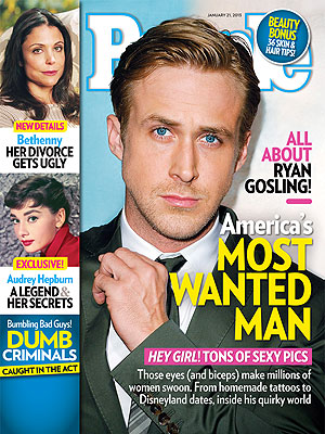 Ryan Gosling in PEOPLE: Inside the Obsession