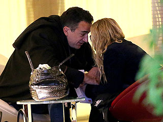 PHOTO: Mary-Kate Olsen & Olivier Sarkozy Look Enamored In Paris | Mary-Kate Olsen