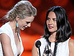 Again? Taylor Swift Gets Kanye&#39;d at People&#39;s Choice Awards