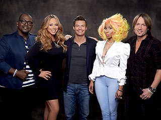 Nicki Minaj Storms Off Idol Set!
