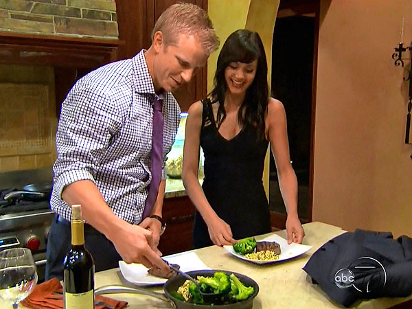 The Bachelor's Sean Lowe Blogs: Desiree 'Just Might Be the One'| Celebrity Blog, The Bachelor, Chris Harrison, Sean Lowe