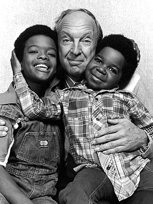 Conrad Bain Dies at 89| Diff&#39;rent Strokes, Conrad Bain, Gary Coleman, Todd Bridges