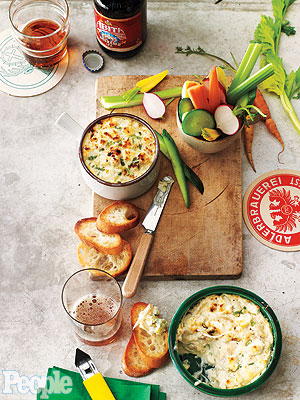 Recipes - Make Ralph Brennan's Crab Dip for Your Next Party