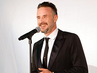 David Arquette Shares the Secret to Relationship with Ex Courteney Cox | David Arquette