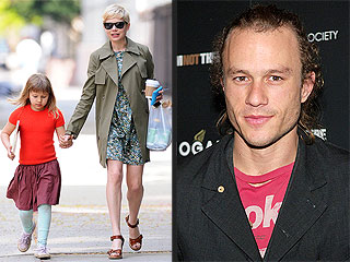 Heath Ledger's Parents Have a 'Wonderful Relationship' with Michelle Williams | Heath Ledger, Michelle Williams