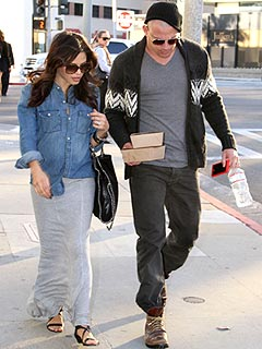Channing & Jenna Share a Sweet Date in Beverly Hills | Channing Tatum, Jenna Dewan