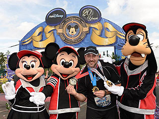 Joey Fatone Runs a Half Marathon – and a Full Marathon – in One Weekend