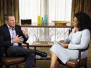 Oprah: Lance Armstrong&#39;s Confession Interview Is &#39;Riveting&#39; | Lance Armstrong, Oprah Winfrey