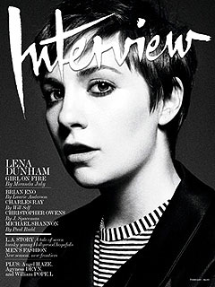 Lena Dunham Says Boyfriend Jack Antonoff Is 'Someone Great' | Lena Dunham