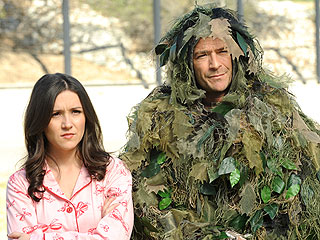 PHOTO: Tree's Company? See Which 90210 Alum Is Playing a Plant on TV