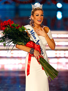 5 Things to Know About Miss America Mallory Hytes Hagan