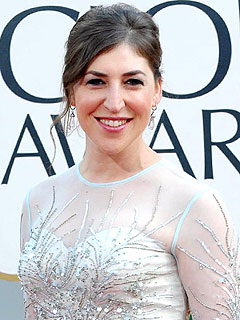 Mayim Bialik: 'Things Can Only Get Better' After a Rough Year