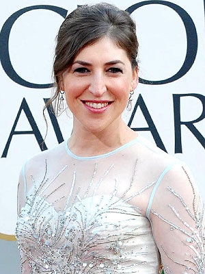 Golden Globes: Mayim Bialik on Her Rough Year