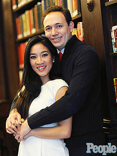 Olympian Michelle Kwan Weds Clay Pell