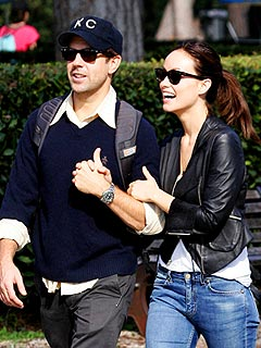 Jason Sudeikis and Olivia Wilde Are Engaged! | Jason Sudeikis, Olivia Wilde