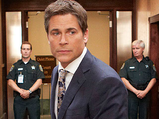 REVIEW: Rob Lowe Acquits Himself Nicely in Lifetime&#39;s Prosecuting Casey Anthony